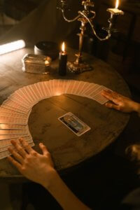 ideas for tarot readings